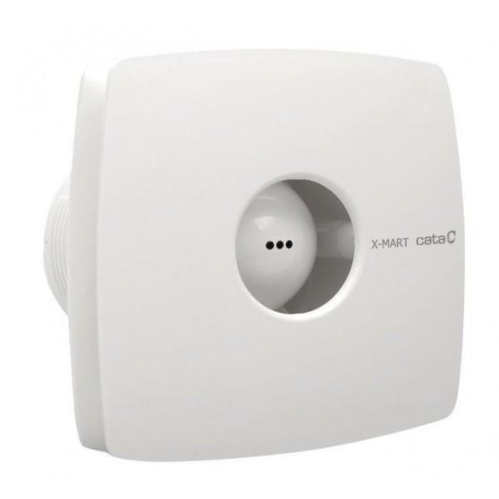 Cata X-MART 10 kúpeľňový ventilátor axiálny, 15W, potrubie 100mm, biela 01010000