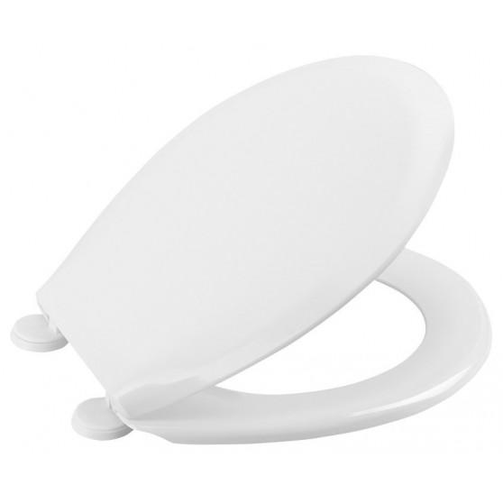 Sapho Uran WC sedátko, duroplast, univerzálne, biele 1011
