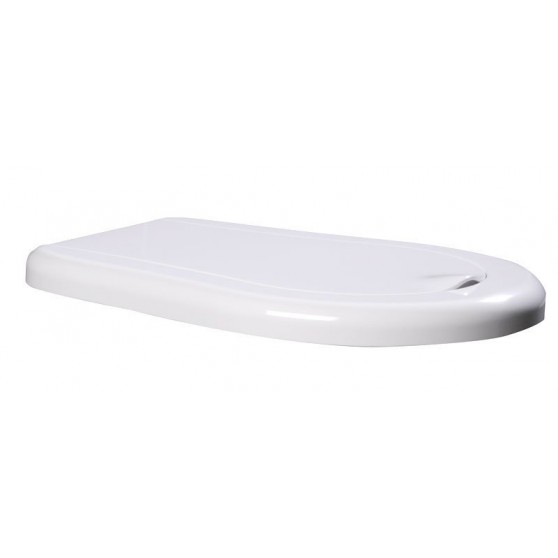 Kerasan RETRO WC sedátko, termoplast, biela 109401
