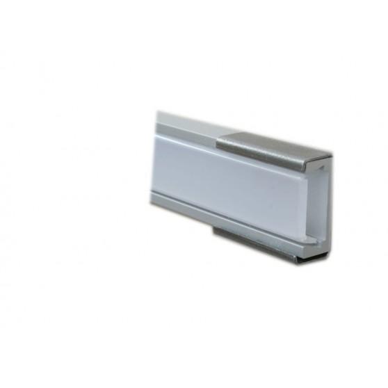 Sapho Led Úchytka profilov universal, pozinkovaná ocel KL1072