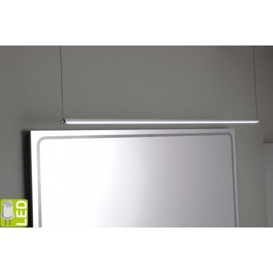 Sapho Led FROMT TOUCH LED závesné svietidlo 77cm 12W, bezdotykový sensor, hliník ED677