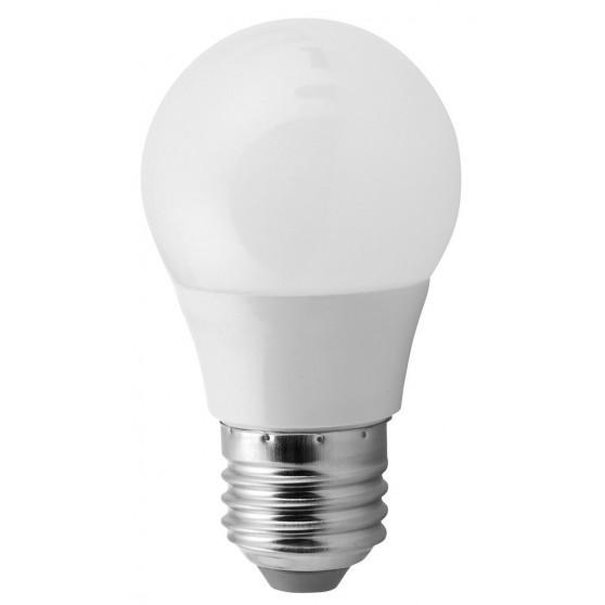 Sapho Led LED žiarovka 5W, E27, 230V, teplá biela, 380lm LDB155