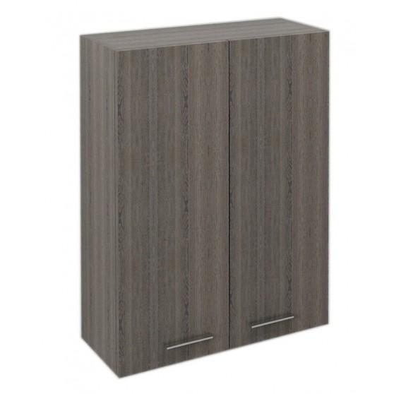 AQUALINE ZOJA/KERAMIA FRESH skrinka horná 50x76x23cm, mali wenge 51303