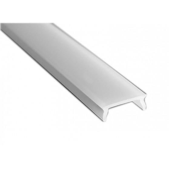 Sapho Led Mliečny kryt LED profilu KL4369, 2m KL00155-2
