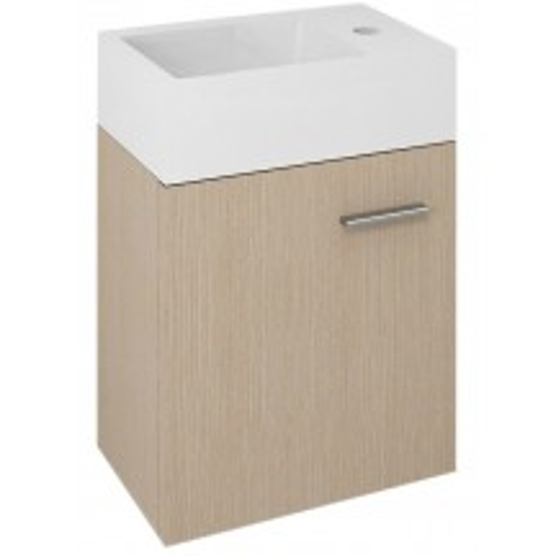Sapho LATUS V umývadlová skrinka 35,6x40x23 cm, dub benátsky LT056-1414