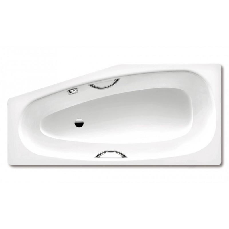Kaldewei MINI STAR pravá 835, 1570x700/475x430 mm, bílá, antislip 835 224530000001 (224530000001)