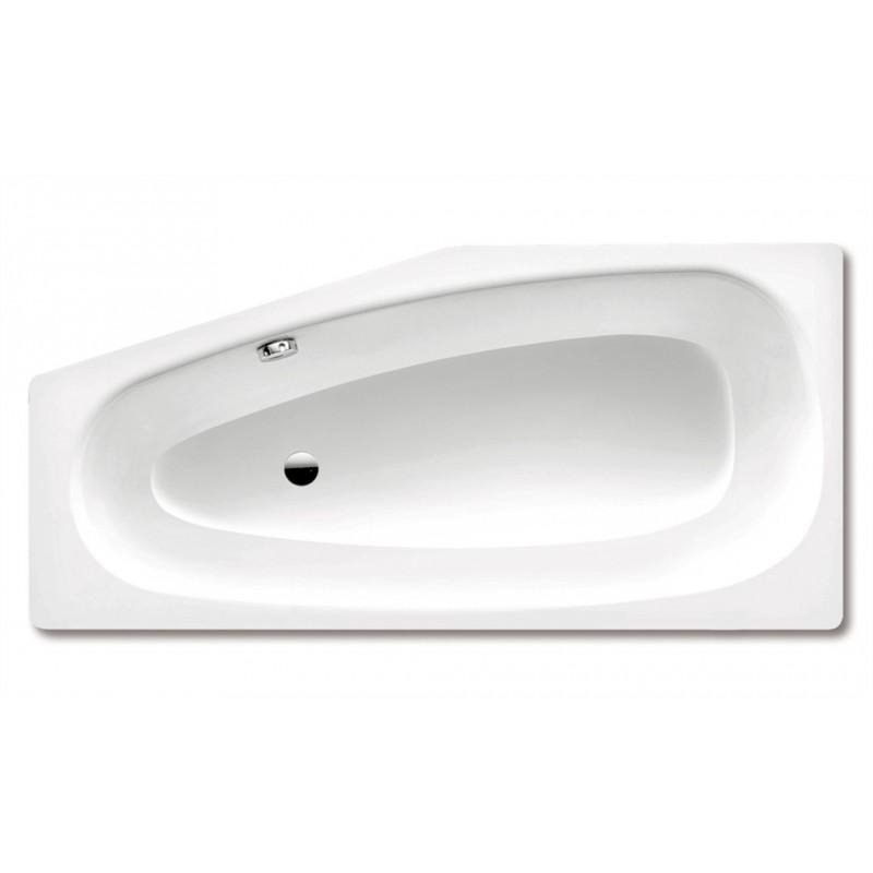 Kaldewei MINI pravá 834, 1570x700/475x430 mm, bílá, celoplošný antislip 834 224434010001 (224434010001)