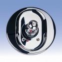 SANELA - Příslušenství Termostatická baterie pod omítku, chrom (SLT 05)