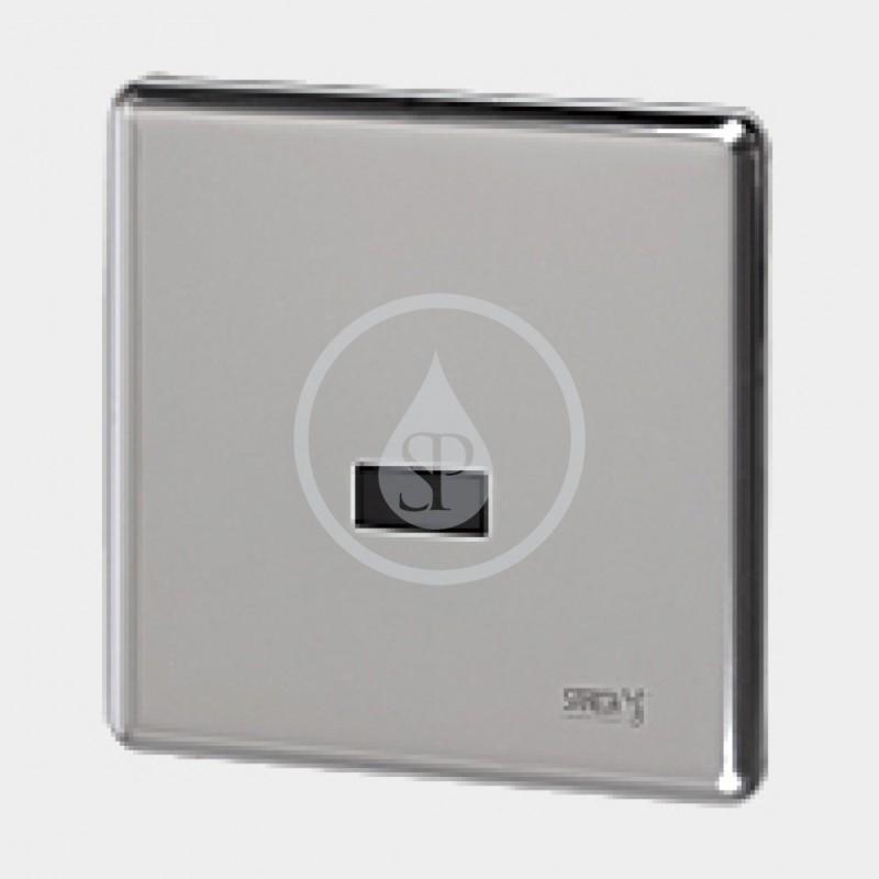 SANELA - Senzorové sprchy Ovládání sprch pro jednu vodu pro bateriové napájení, chrom (SLS 01AKB)