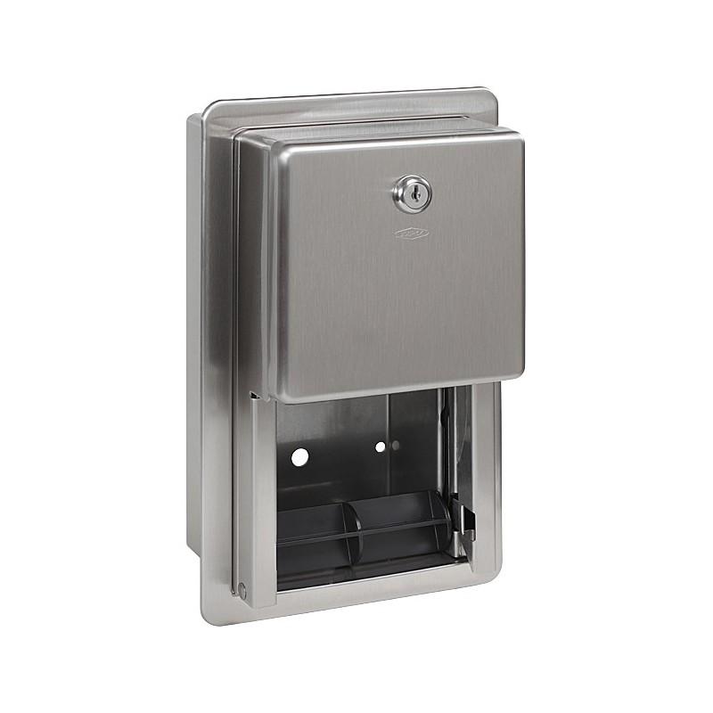 SANELA - Nerez SLZN 26Z zásobník na toaletní papír SL 95261 (SL 95261)