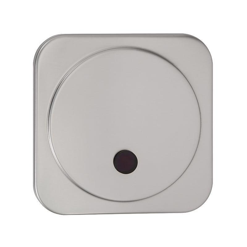 SANELA - Senzorové baterie Automatické ovládání sprchy s elektronikou ALS pro jednu vodu, 24V, nerez (SLS 01N)