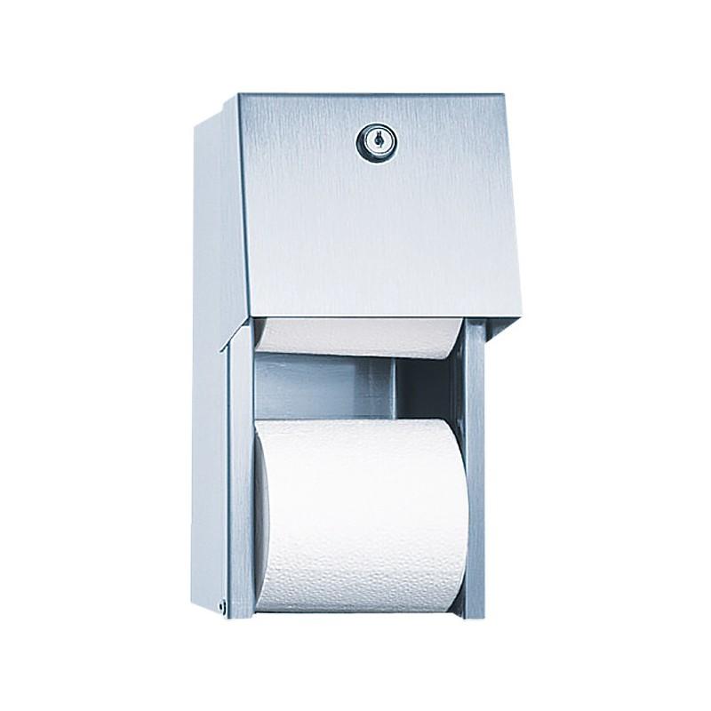 SANELA - Nerez SLZN 26 zásobník na toaletní papír SL 95260 (SL 95260)