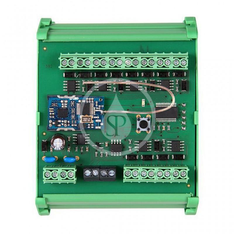 SANELA - Nerezové příslušenství Rozdělovač ventilů (SLZA 15)