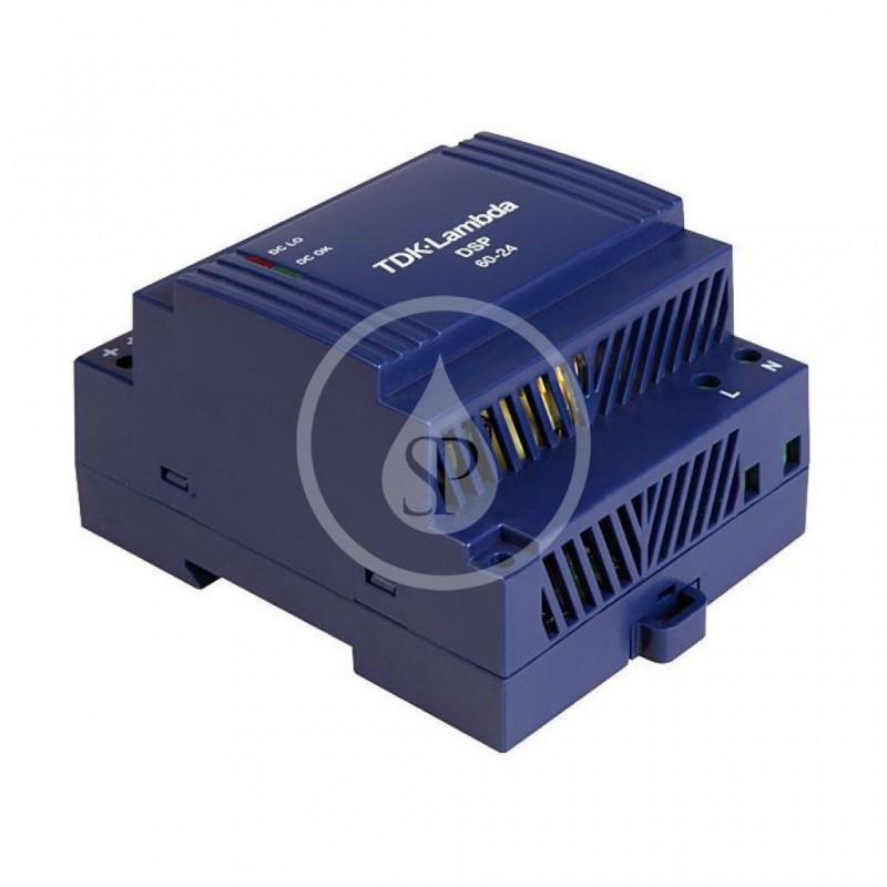 SANELA - Napájecí zdroje Napájecí zdroj na lištu, 85-240V AC/24V DC, 100W (SLZ 04X)