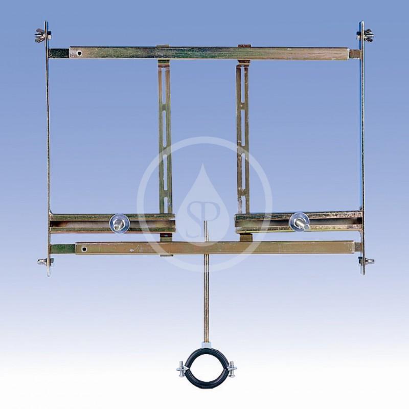 SANELA - Příslušenství Rám do sádrokartonu pro pisoár s radarovým splachovačem (SLR 01)