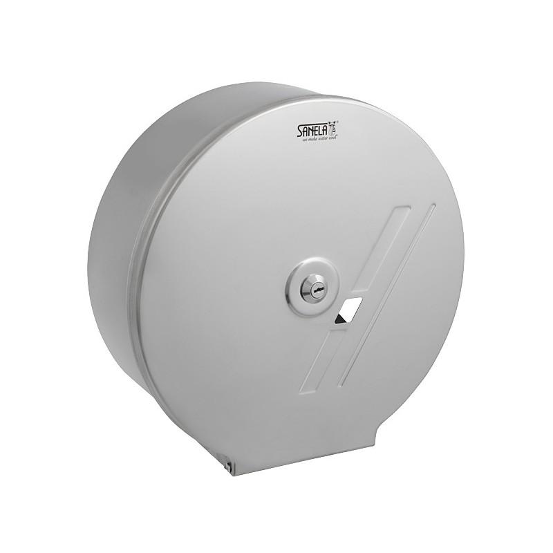 SANELA - Nerez SLZN 01 zásobník WC papír SL 95010 (SL 95010)