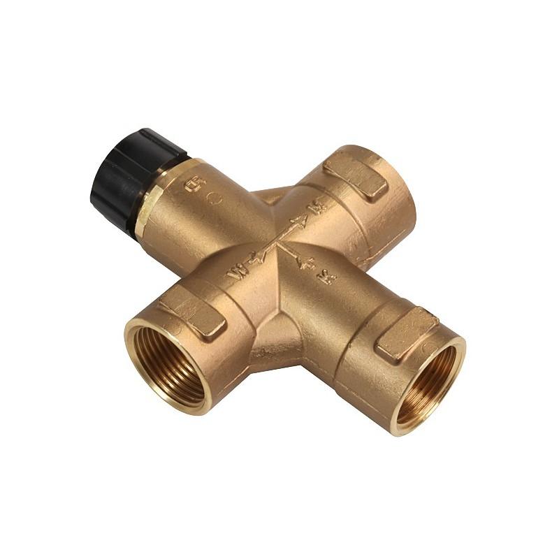 """SANELA - Senzor SLT 04 termostat. směšovací ventil 3/4"""" (28l/min.) SL 09040 (SL 09040)"""