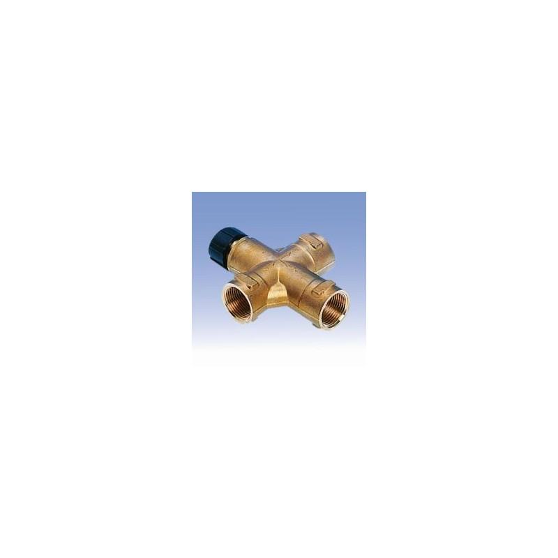 """SANELA - Příslušenství Termostatický zmiešavací ventil 3/4"""" (28 l/min) (SLT 04)"""