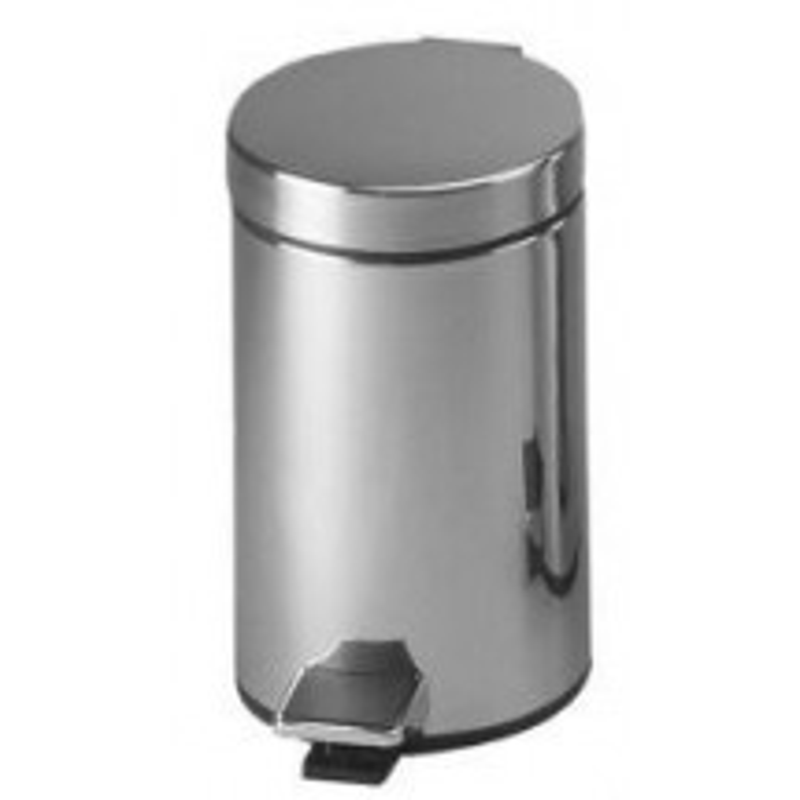 SANELA - Nerezové odpadkové koše Nerezový kôš 3 l (SLZN 10)