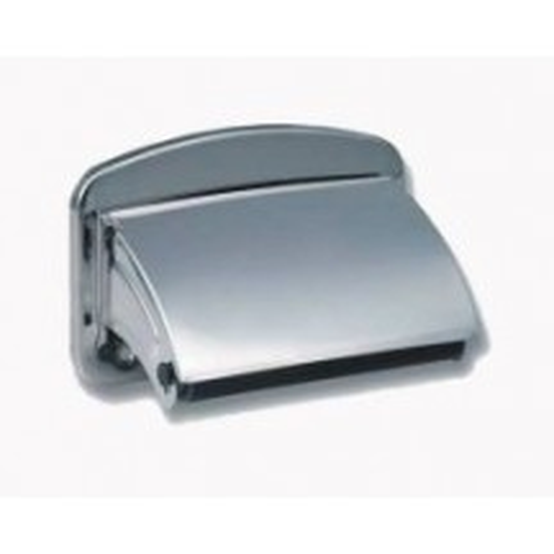 SANELA - Nerezové doplňky Držák na toaletní papír, lesklý nerez (SLZN 09)