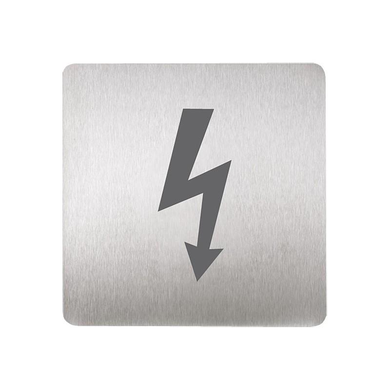 SANELA - Nerez SLZN 44P Piktogram - pozor elektrické zařízení SL 95447 (SL 95447)