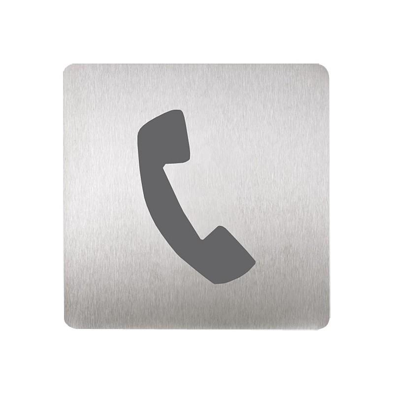 SANELA - Nerez SLZN 44C Piktogram - telefon SL 85449 (SL 85449)