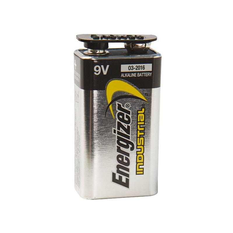 SANELA - Senzor-ND baterie alkalická SLA29 9V/550mAh, typ 6F22 SL 06290 (SL 06290)