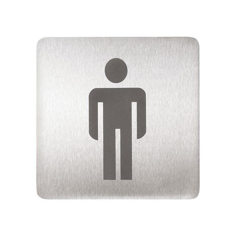 SANELA - Příslušenství Piktogram - WC muži (SLZN 44AA)