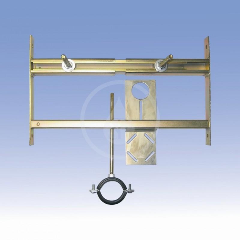 SANELA - Příslušenství Rám do sádrokartonu pro pisoár (SLR 01L)