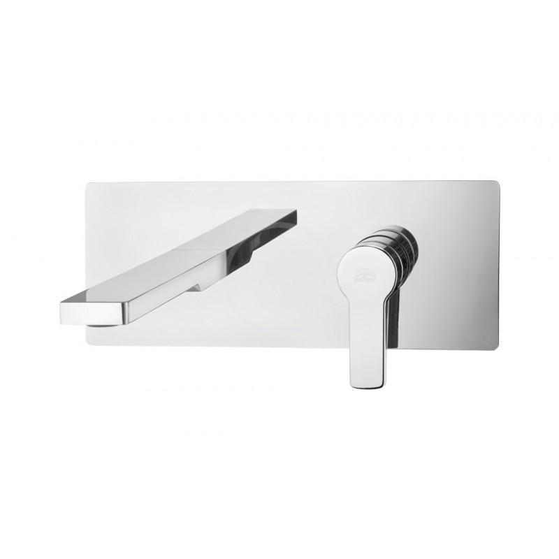 PAFFONI - West Umyvadlová podomítková baterie, chrom (WS104CR)