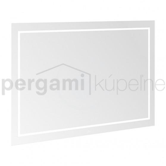 VILLEROY & BOCH - Finion Koupelnové LED zrcadlo 1200 x 750 x 45 mm (G6001200)