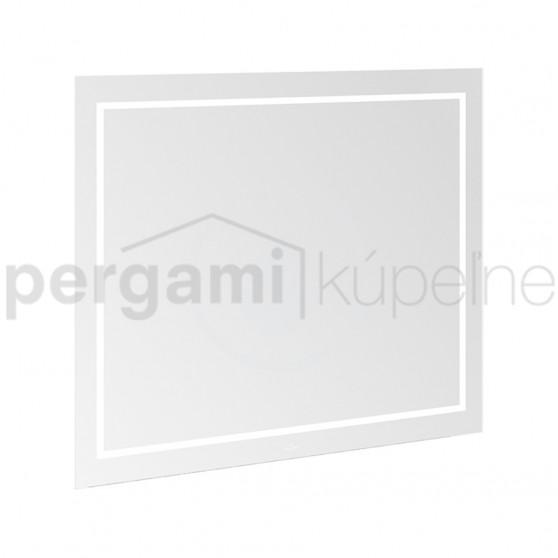 VILLEROY & BOCH - Finion Koupelnové LED zrcadlo 1000 x 750 x 45 mm (F6001000)