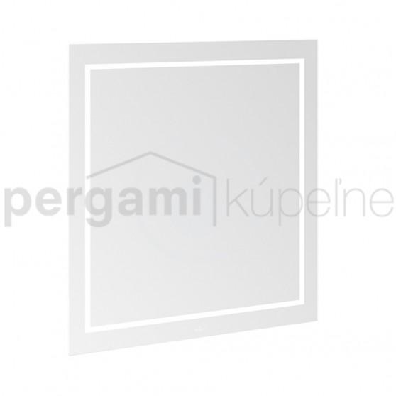 VILLEROY & BOCH - Finion Koupelnové LED zrcadlo 800 x 750 x 45 mm (F6008000)